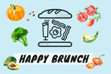 Happy Brunch
