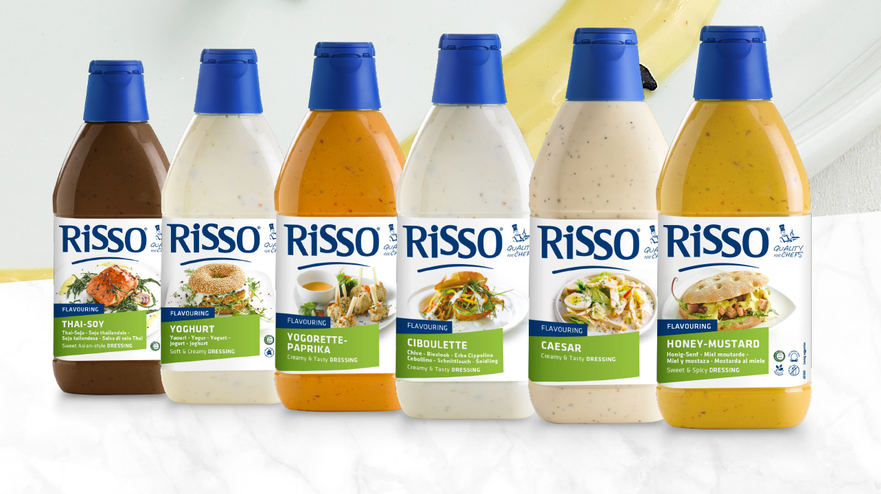 dressings risso
