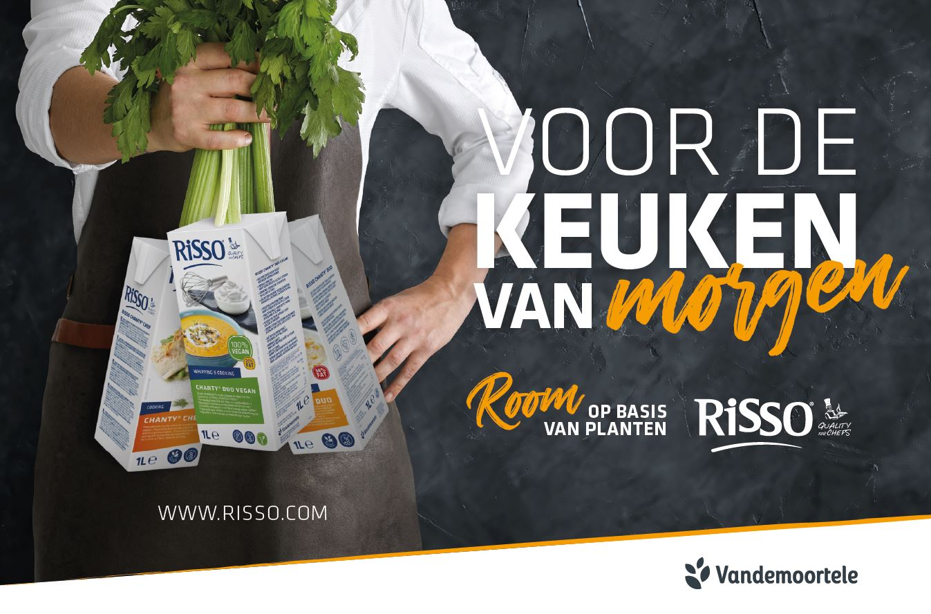 Risso Chanty: room op basis van planten