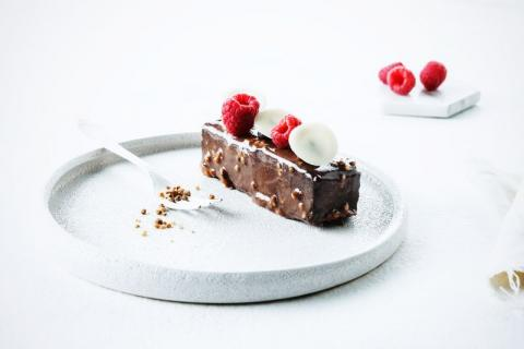 Brownie deluxe