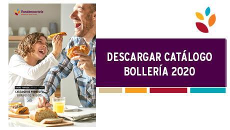 CCatálogo Bollería 2020